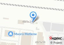 Компания «Трэфик» на карте