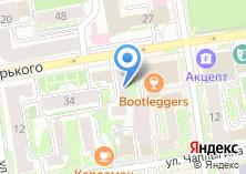 Компания «Кузнецов и Партнеры» на карте