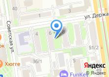 Компания «МФО ИнтерТрейдИнвестмент» на карте