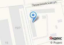 Компания «ПТК Прогресс» на карте