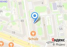 Компания «Нотариус Киреева М.Ю» на карте