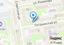 Компания «РМ-Сервис» на карте