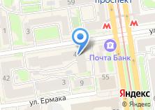 Компания «СтильДент» на карте