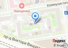 Компания «Юридический кабинет Ольги Марковой» на карте