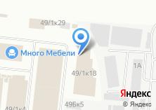 Компания «Оптово-розничный магазин теплиц на Левобережном» на карте
