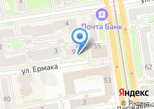 Компания «Детская школа искусств №23» на карте