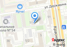 Компания «Бюро оценки» на карте