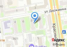 Компания «Адвокатский кабинет Трошановой И.В» на карте