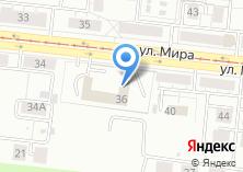 Компания «Кировский детский оздоровительный центр» на карте
