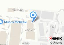 Компания «АнгарскийЛесхоз» на карте