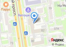 Компания «Торгмаркет-Н» на карте