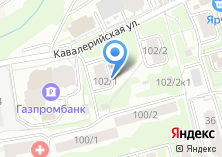 Компания «Сибирский капиталл» на карте