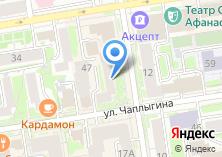 Компания «Nsk Support» на карте