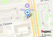 Компания «Газфонд» на карте
