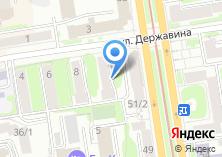 Компания «ПАЛЛАДИУМ» на карте