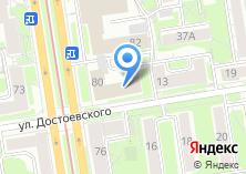 Компания «Сибгеоинформ» на карте