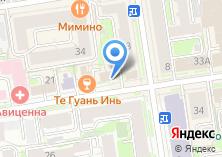 Компания «ТелекомСервис-И» на карте