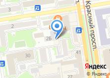 Компания «СПРЭД» на карте