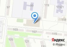 Компания «Вымпел каток» на карте