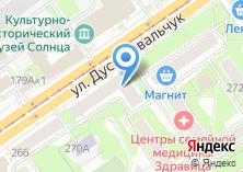 Компания «Сибирский Вариант» на карте