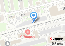 Компания «Арт-Сайт» на карте