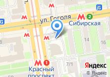 Компания «Станция Красный проспект» на карте