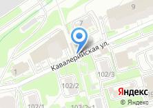 Компания «Мостик» на карте