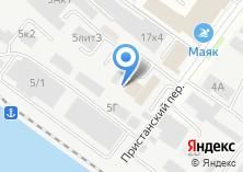 Компания «СТОЛИЦА Н» на карте