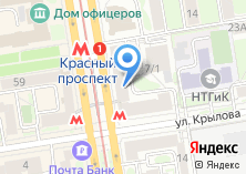 Компания «Фамком» на карте