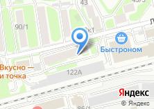 Компания «Товарищество собственников жилья дома №122 по ул. Линейной г. Новосибирска» на карте