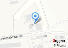 Компания «Химцентр» на карте