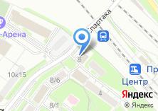Компания «Альфаприбор» на карте