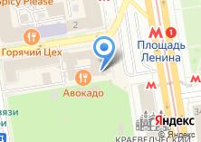 Компания «СМУ-54» на карте