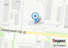 Компания «Мебельный дом (интернет-магазин) - Изготовление и продажа мебели» на карте