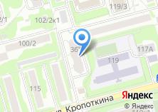 Компания «Кропоткинский» на карте