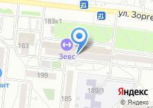 Компания «Киплинг» на карте