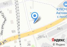 Компания «Лесфонд» на карте