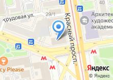 Компания «Svideo54» на карте