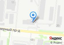 Компания «Актив» на карте