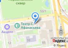 Компания «Сибиряк санаторий-профилакторий» на карте