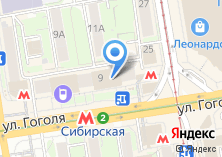 Компания «БАТСТРОЙ» на карте