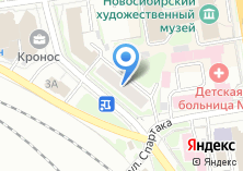 Компания «Электронприбор НСК» на карте