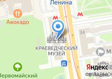 Компания «Воздушный поцелуй» на карте