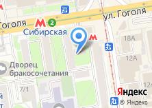 Компания «Адвокатский кабинет Зиновьевой Б.П» на карте