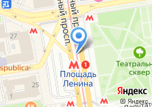 Компания «БИЗНЕС-ПЛАН ТЭО» на карте