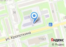 Компания «Средняя общеобразовательная школа №74» на карте