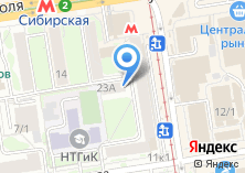 Компания «Майнинг Про» на карте