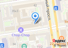 Компания «АФАРАОН» на карте