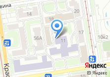 Компания «Экспериментальная мастерская» на карте