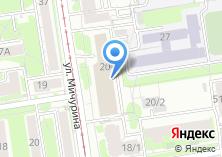 Компания «12 Военпроект» на карте